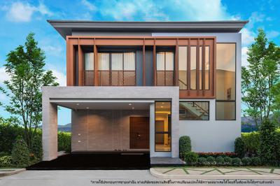 บ้านเดี่ยว 22000000 เชียงใหม่ หางดง บ้านแหวน