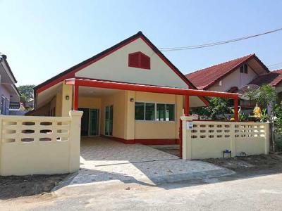 บ้านเดี่ยว 1700000 เชียงใหม่ สันทราย สันนาเม็ง